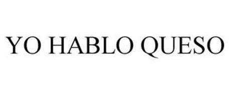 YO HABLO QUESO