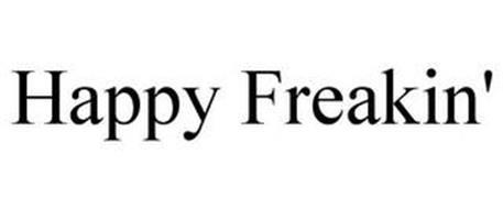 HAPPY FREAKIN'