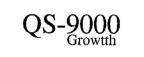 QS-9000 GROWTTH