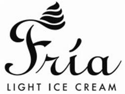FRIA LIGHT ICE CREAM
