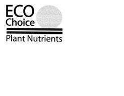 ECO CHOICE PLANT NUTRIENTS
