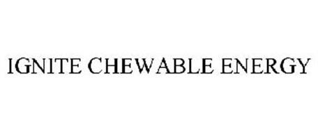 IGNITE CHEWABLE ENERGY