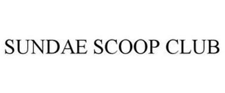 SUNDAE SCOOP CLUB
