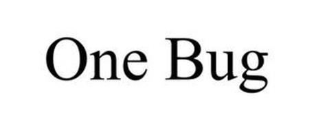 ONE BUG
