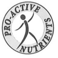 PRO-ACTIVE NUTRIENTS