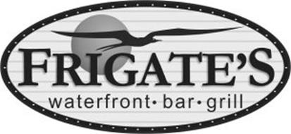 FRIGATE'S WATERFRONT · BAR · GRILL