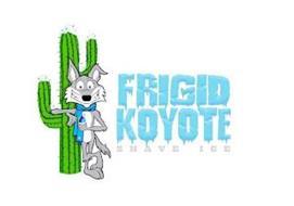 FRIGID KOYOTE SHAVE ICE