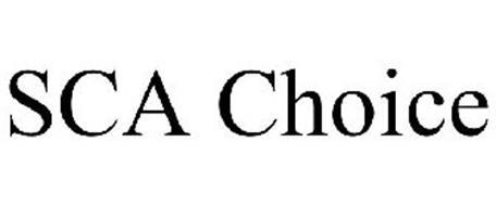 SCA CHOICE