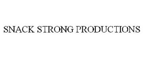 SNACK STRONG PRODUCTIONS