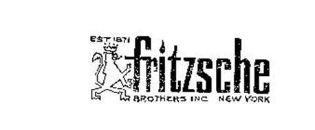 FRITZSCHE BROTHERS INC NEW YORK EST 1871