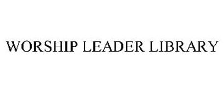 WORSHIP LEADER LIBRARY