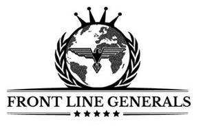 FRONT LINE GENERALS
