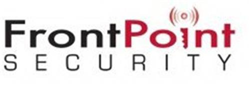 Frontpoint Security Trademark Of Frontpoint Security