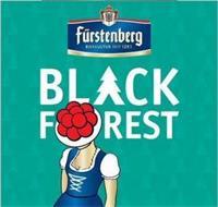 FÜRSTENBERG BIERKULTUR SEIT 1283 BLACK FOREST
