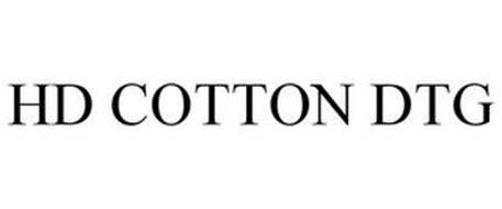 HD COTTON DTG