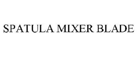 SPATULA MIXER BLADE