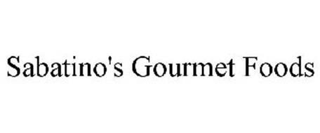 SABATINO'S GOURMET FOODS