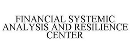 FINANCIAL SYSTEMIC ANALYSIS AND RESILIENCE CENTER