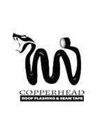 COPPERHEAD ROOF FLASHING & SEAM TAPE