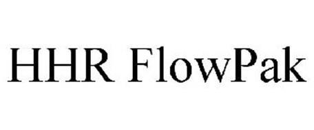 HHR FLOWPAK