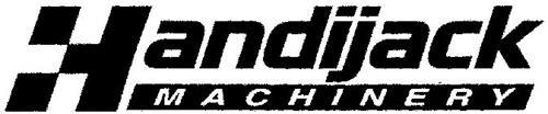 HANDIJACK MACHINERY