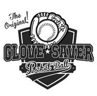 THE ORIGINAL! GLOVE SAVER POCKET BALL