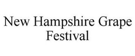 NEW HAMPSHIRE GRAPE FESTIVAL