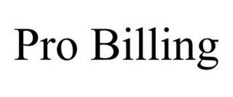 PRO BILLING
