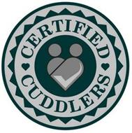 CERTIFIED CUDDLERS