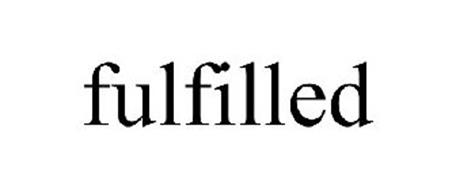 FULFILLED