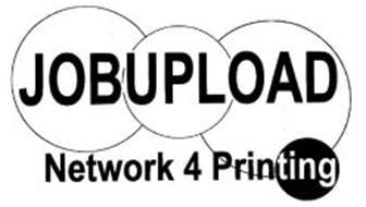 JOBUPLOAD NETWORK 4 PRINTING