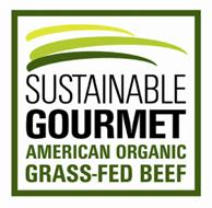 SUSTAINABLE GOURMET AMERICAN ORGANIC GRASS-FED BEEF