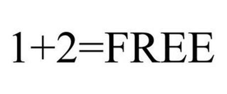 1+2=FREE