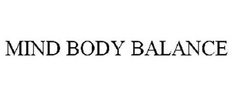 MIND BODY BALANCE