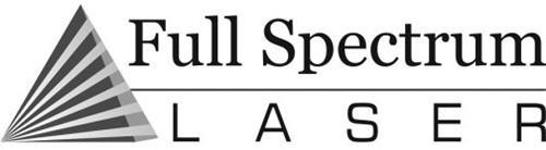 Full Spectrum L A S E R Trademark Of Full Spectrum Laser