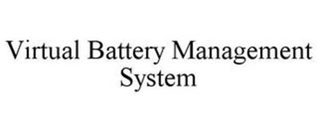 VIRTUAL BATTERY MANAGEMENT SYSTEM
