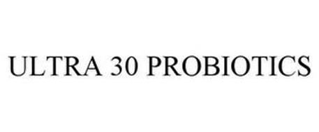 ULTRA 30 PROBIOTICS