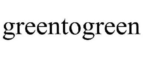 GREENTOGREEN