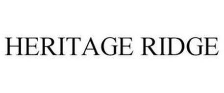 HERITAGE RIDGE