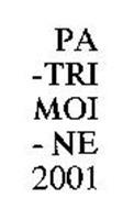PATRIMOINE 2001