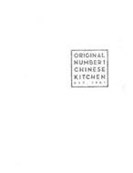 ORIGINAL NUMBER 1 CHINESE KITCHEN EST. 1981
