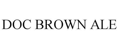 DOC BROWN ALE