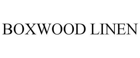 BOXWOOD LINEN