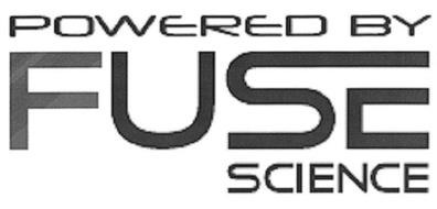 POWERED BY FUSE SCIENCE