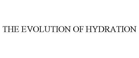 THE EVOLUTION OF HYDRATION