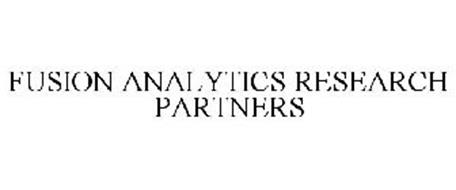 FUSION ANALYTICS RESEARCH PARTNERS