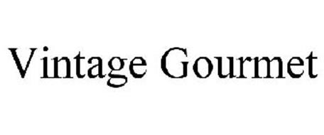 VINTAGE GOURMET