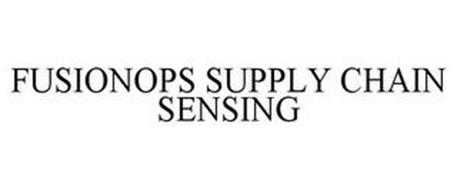 FUSIONOPS SUPPLY CHAIN SENSING