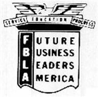 FUTURE BUSINESS LEADERS AMERICA SERVICE EDUCATION PROGRESS