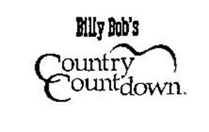 BILLY BOB'S COUNTRY COUNTDOWN